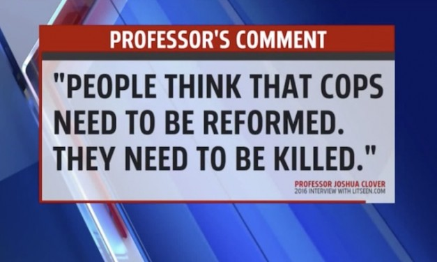 UC Davis Professor's Anti-Police Comments Resurface Following Officer's Death