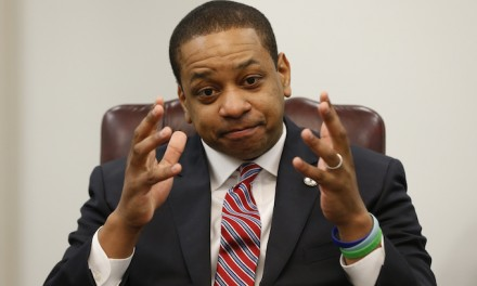 Rape charges possible for Democrat Justin Fairfax