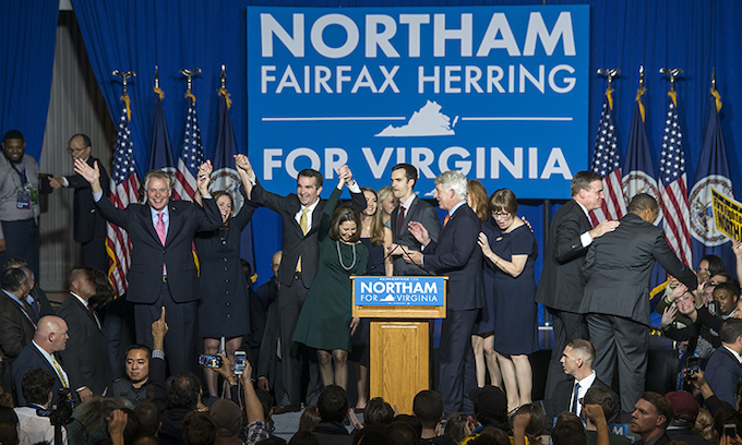 The Virginia problem: Old Dominion voters weigh their options