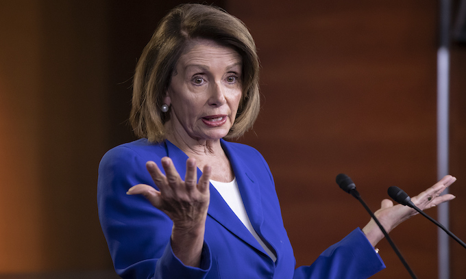 Nancy Pelosi doesn't want Donald Trump impeached: 'I want to see him in prison'
