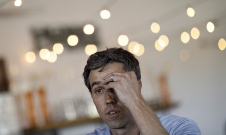 O'Rourke says he had relative who owned slaves