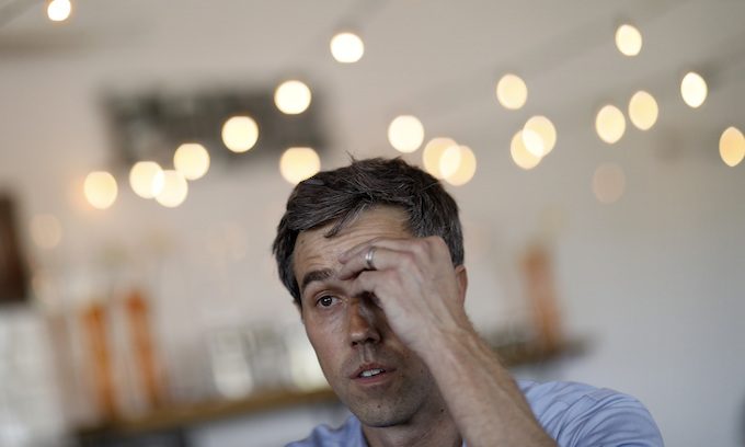 Falling in the polls O'Rourke joins Trump impeachment chorus