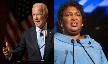 Stacey Abrams considered as Joe Biden's V.P. pick