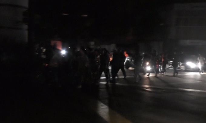 Socialist Venezuela hit by second blackout this month