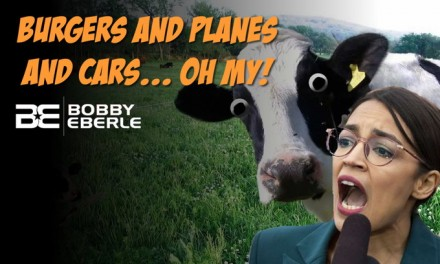 Alexandria Ocasio-Cortez's worst hypocrisy yet? Staff loves some burgers, cars, and planes