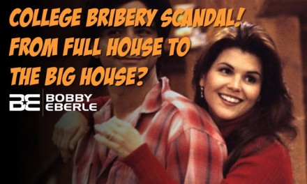 Hollywood celebrities going to jail for huge college bribery scam?  Busted!
