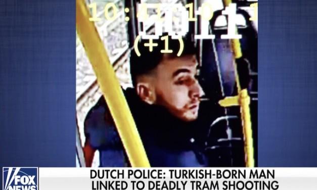 Terror: Turkish gunman kills 3, injures 5 in attack on tram in Netherlands