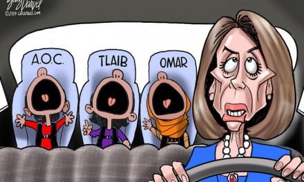 Granny's Backseat Drivers!