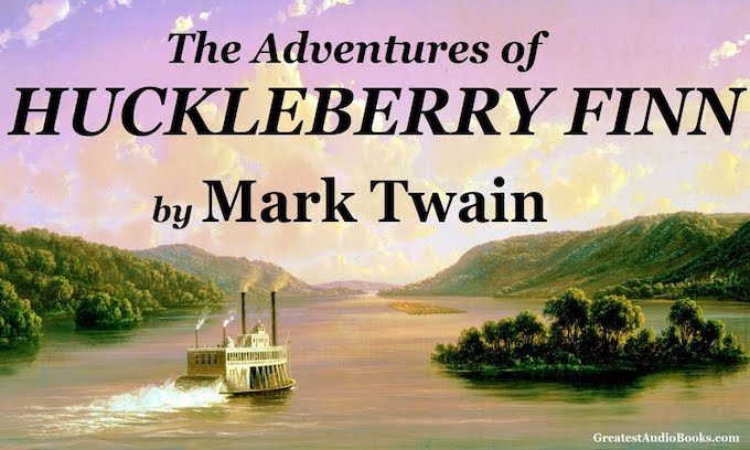 NJ lawmakers try to ban 'Huckleberry Finn' from curriculum, again