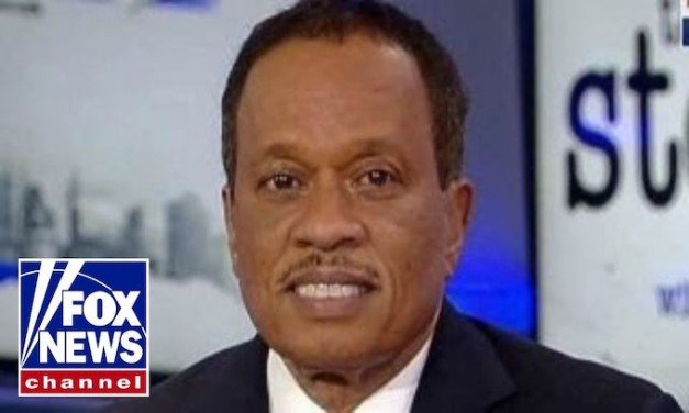 Hysteria: Juan Williams warns Trump may 'refuse to leave' White House if he loses in 2020
