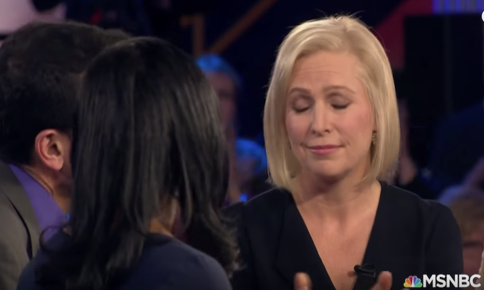 Kirsten Gillibrand: I've 'experienced enormous amounts of white privilege'