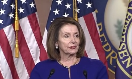 Pelosi admits Congress likely can't block Trump's wall veto, will try anyway to make a 'point'