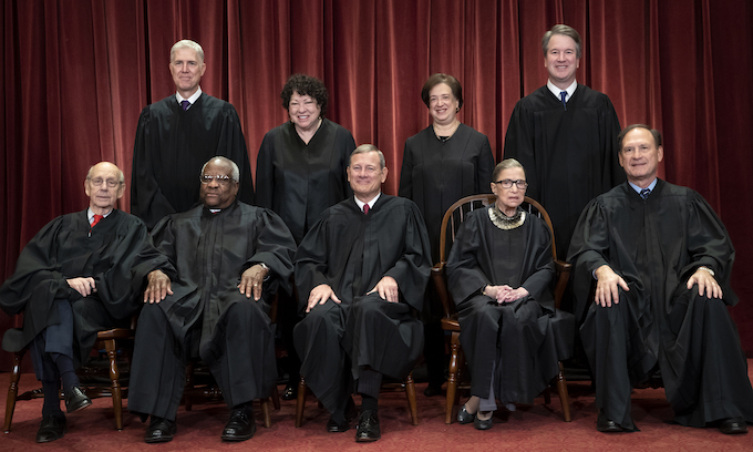 SCOTUS makes history with live-streamed hearing