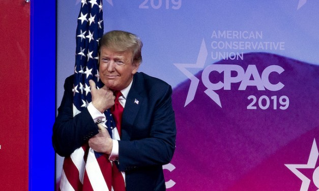 Trump rouses conservatives with prediction of a big 2020 win at CPAC