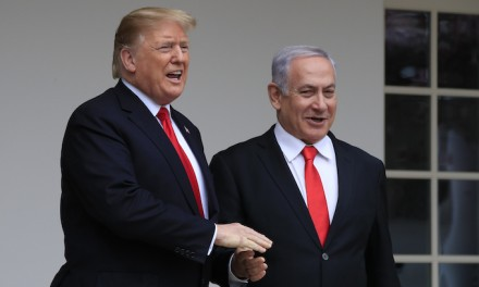 Trump congratulates Netanyahu on election win