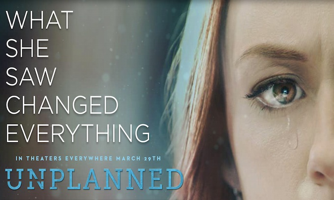 Despite Twitter ban, media blackout and an R-rating, 'Unplanned' cleans up at the box office