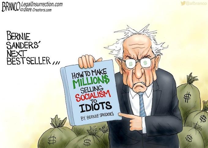 Millionaire Socialist!