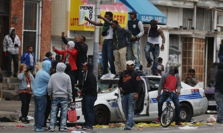 Police Aren't Enough to Straighten Out Baltimore