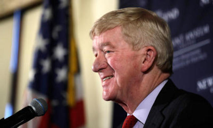 Bill Weld, Larry Hogan, John Kasich open for Trump challenge in New Hampshire