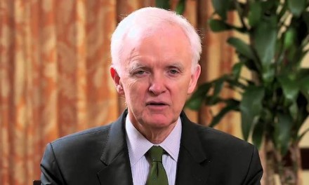 Bob Kerrey, Democrat, sees 'delusion' in party