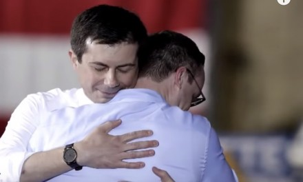 Pete Buttigieg: America 'never as great as advertised'