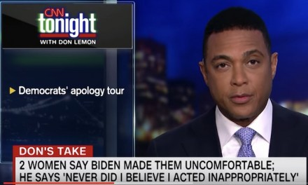 CNN's Don Lemon warns his party, Biden 'Apology tour' is going to re-elect Donald Trump