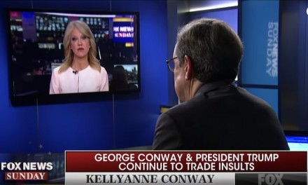 Kellyanne Conway's well-deserved slap at Chris Wallace: 'What are you, Oprah?'