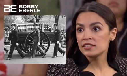 Alexandria Ocasio-Cortez says FDR tried to run for reelection AFTER his death!