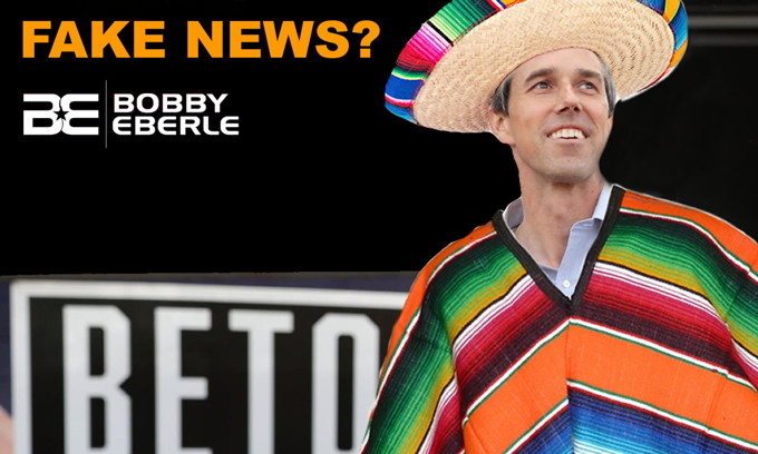 Mainstream media: Beto spoke 'in his native Spanish'; Ocasio-Cortez doubles down on FDR