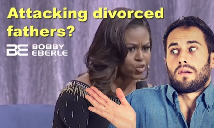Michelle Obama attacks divorced dads to zing Trump; Amazon tax breaks for Ocasio-Cortez?
