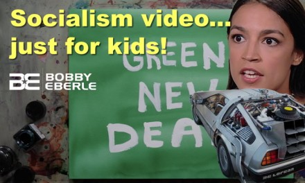 Back to the Future with AOC's Green New Deal? Mueller Report: No collusion, no obstruction