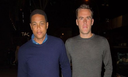 CNN anchor Don Lemon 'engaged' to real estate agent Tim Malone