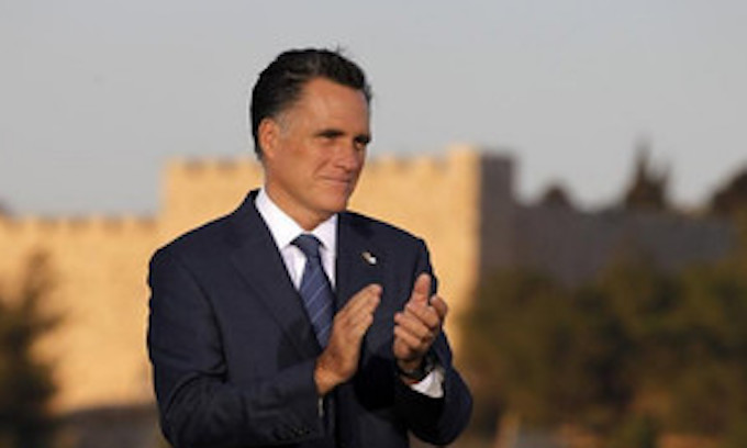 Mitt Romney Travels to Israel with Democrat Senators, Ron Wyden and Chris Murphy