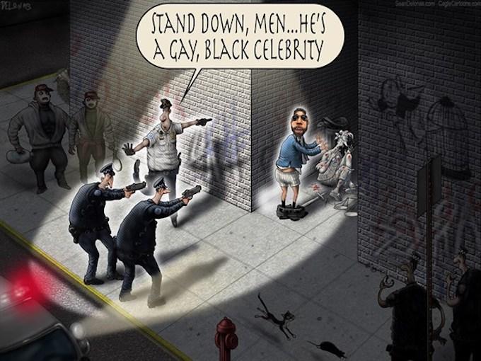 Hate Crime Hoax!