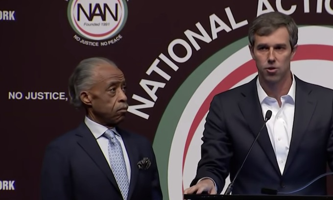 O'Rourke, Castro talk reparations with Al Sharpton