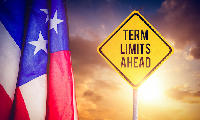 Term limits would drain the swamp
