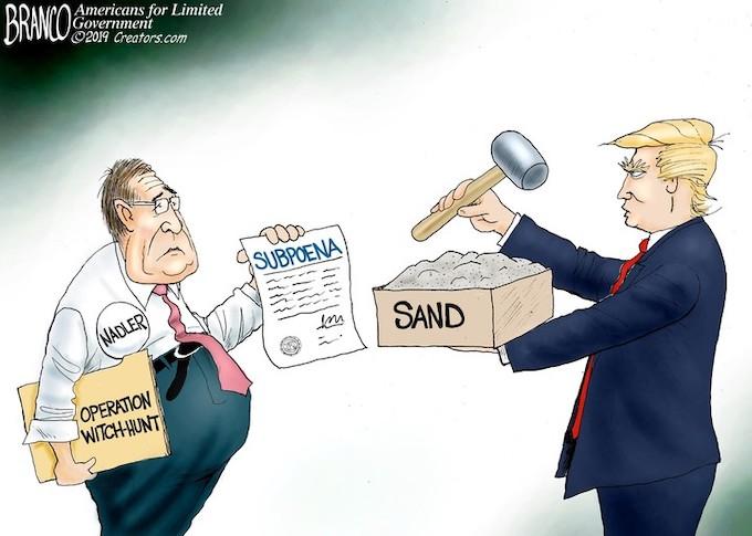 Trump's Response