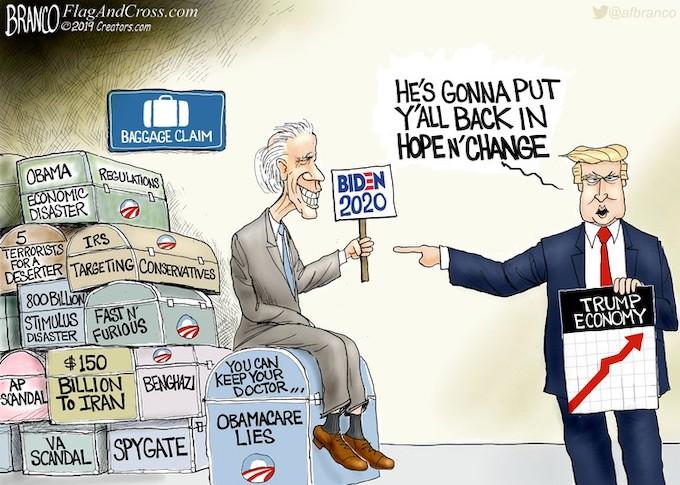 Obama/Biden Baggage