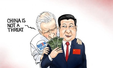 Biden loves China