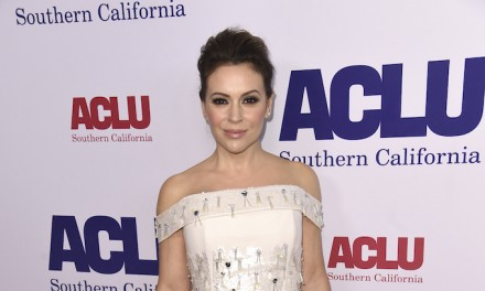 Alyssa Milano: Pro-life citizens are hypocrites because 'asylum seekers have heartbeats'