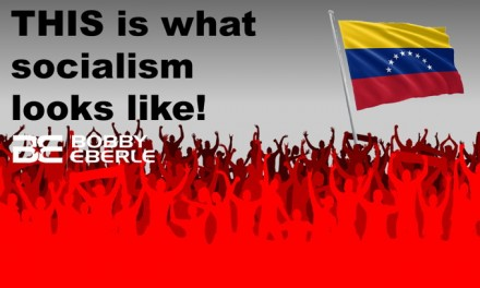 Hey millennials, still love socialism? Venezuela on the brink! Biden leads Dems in new poll