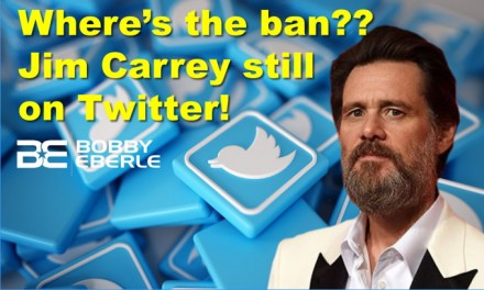 Where's the ban?? Jim Carrey's disgusting tweet against Alabama's governor still on Twitter