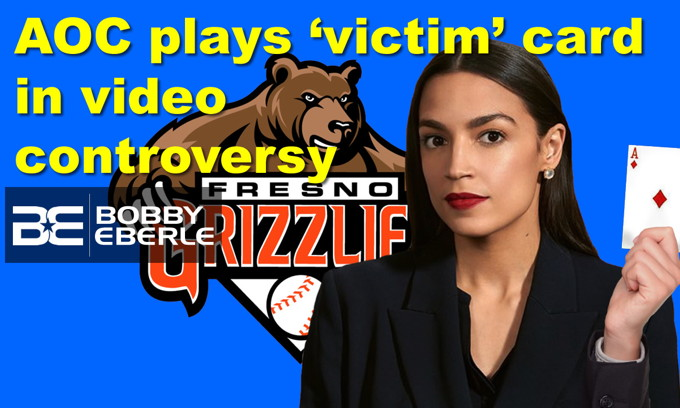 AOC plays 'victim' card in Memorial Day controversy. Washington Post: People must be fired!