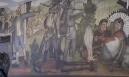 George Washington mural 'traumatizes' San Fran snowflakes; high school may remove art