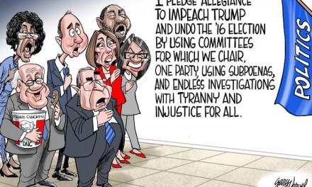 Democrats take their pledge