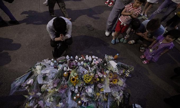 2 dead, 16 wounded in mass stabbing of school children in Japan