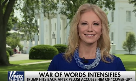 Kellyanne Conway calls out Pelosi: She treated 'me like her maid' during infrastructure meeting