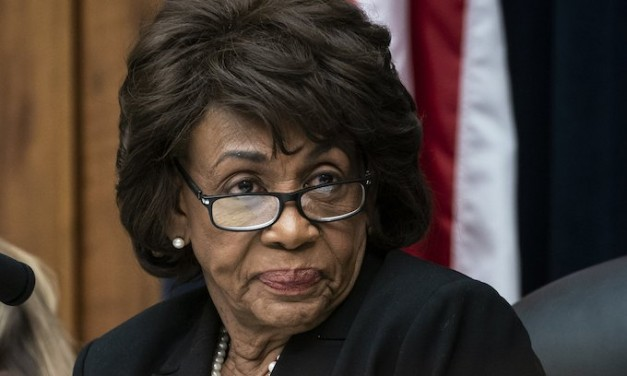 Maxine Waters: Cop 'enjoyed' kneeling on George Floyd's neck, was out for blood that day