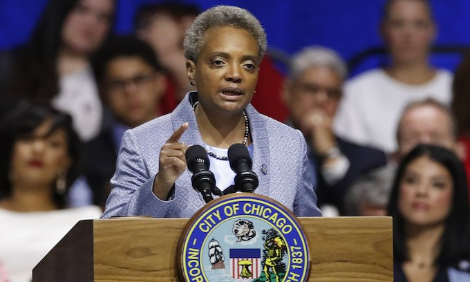 Chicago Mayor Lori Lightfoot calls President Trump's State of the Union address 'offensive'