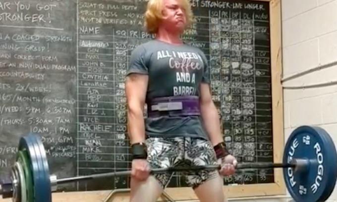 Transgender powerlifter, stripped of world records